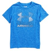 Under Armour Toddler Boy's Logo Heatgear Shirt
