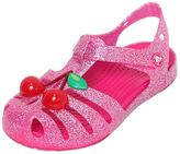 Crocs Cherry Glittered Rubber Sandals