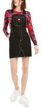 Dickies Juniors' Overall Mini Dress