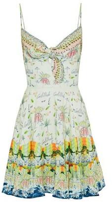 Camilla Short dress