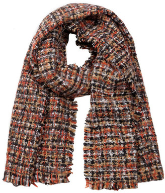 Gregory Ladner GNKQ014M Boucle Scarf