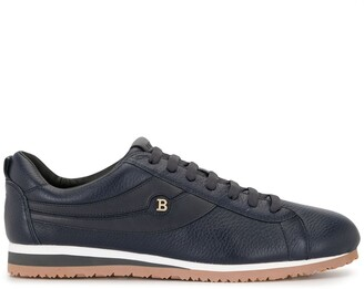 Bally Bredy leather low-top sneakers