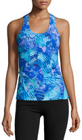 Commando Printed Racerback Tank Top