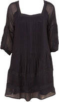 Crochet Smock Dress