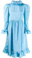 Batsheva flared day dress