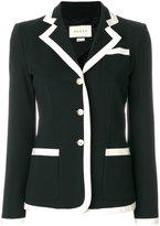 Gucci jacket with grosgrain trim