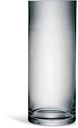 LSA International Column large glass vase