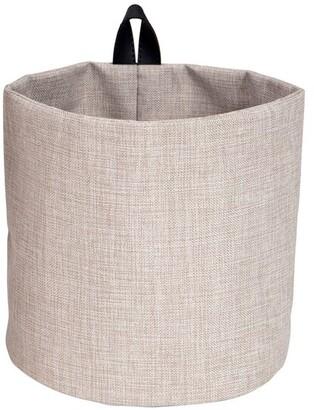 Bigso Box Of Sweden Oui X Bigso Hang Around Soft Storage Bin Linen Small