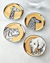 Jonathan Adler Animalia Coaster Set