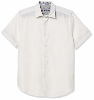 Robert Graham Men's S/S Woven Shirt