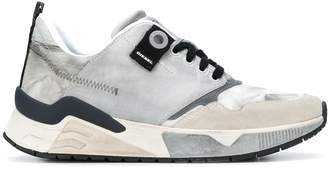 Diesel technical low-top sneakers