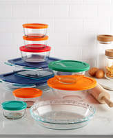 Pyrex 19 Piece Baking & Storage Set, Only at Macy's