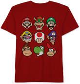 Nintendo Graphic-Print Cotton T-Shirt, Big Boys (8-20)