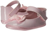 Baby Deer Skimmer w/ Hook Loop Strap Girls Shoes