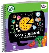 Leapfrog LeapStart Kindergarden Activity Book: Cook It Up! Math and Logic & Reasoning