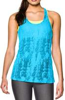 Under Armour Women's UA Charged Cotton Tri-Blend Printed Tank