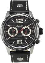 Ingersoll Men's IN1816BK Classic Automatic Leather Watch