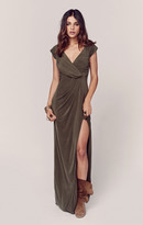 The Jetset Diaries kendall maxi dress