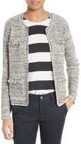 Joie Women's Maija Tweed Jacket