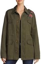 Astr Embroidered Jessie Jacket