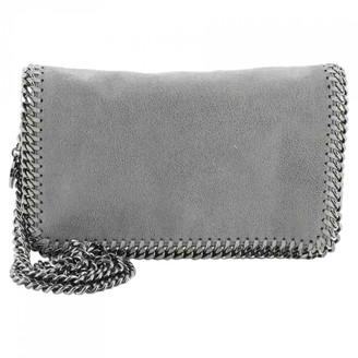 Stella McCartney Falabella Box Grey Cloth Handbags