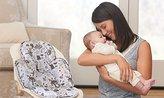 Eddie Bauer Baby Reversible Body Cuddler by