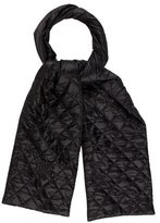 Chanel Compactable Quilted CC Stole