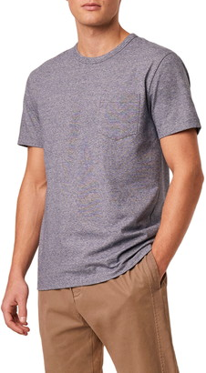 French Connection Men's Organic Cotton Stretch T-Shirt