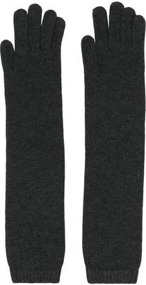 Gentry Portofino Long Knitted Gloves