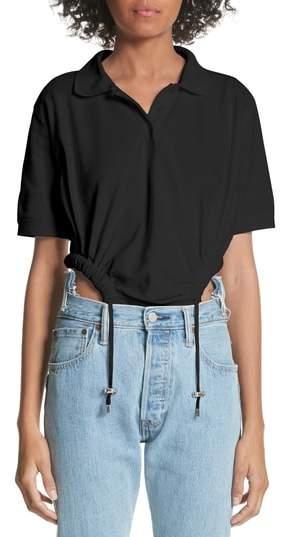 Y/Project Polo Bodysuit
