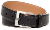 Tommy Bahama Contrast Stitching Leather Belt