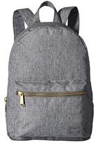 Herschel Grove Small Light (Raven Crosshatch) Backpack Bags