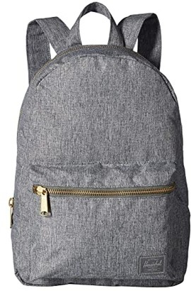 Herschel Grove Small Light (Raven Crosshatch) Backpack Bags