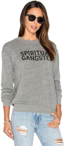 Spiritual Gangster Varsity Logo Sweatshirt
