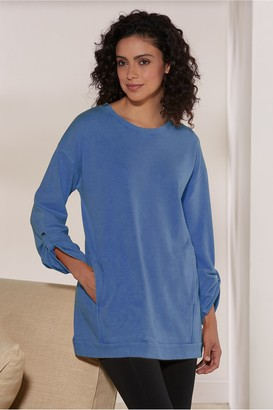 Petites On the Go Pullover