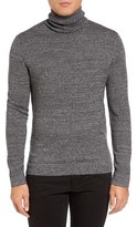 Theory Men's Donners Trim Fit Cashmere Turtleneck