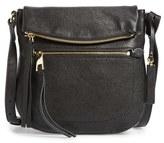 Vince Camuto 'Tala' Leather Crossbody Bag - Black