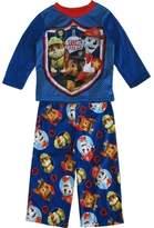 Nickelodeon Little Boys Red Paw Patrol 2 Pc Sleepwear Set 24M