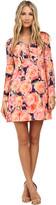 Nanette Lepore Racy Rose Dress