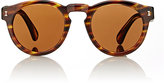 Illesteva Men's Leonard Sunglasses-TAN