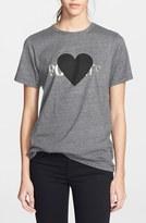Rodarte 'Rohearte' Heart Graphic Tee