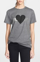 Rodarte Women's 'Rohearte' Heart Graphic Tee