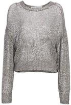 IRO Dokis Lurex Sweater