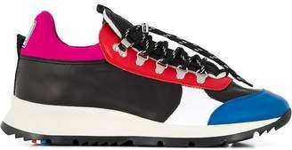 Philippe Model Paris x Rossignol colour-block sneakers