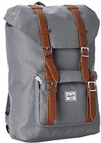 Herschel Little America Mid-Volume (Black) Backpack Bags