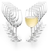The Cellar Glassware Basics 12-Pc. White Wine Set
