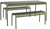 Design Within Reach Palissade Dining Table and Bench Set