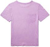 Massimo Alba Panarea Slim-Fit Garment-Dyed Cotton-Jersey T-Shirt