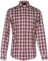 Paolo Pecora Shirts - Item 38676657