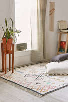 Urban Outfitters Lupita Chenille Printed Rug